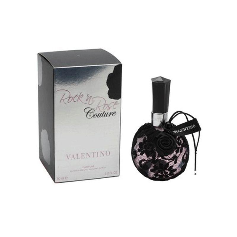 Парфюмированная вода Valentino Rock'n Rose Couture  для женщин 90 мл.