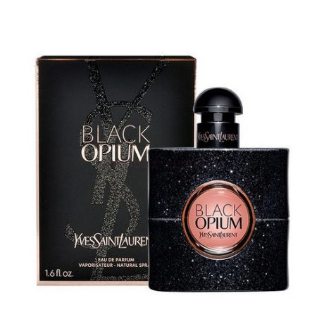 Yves Saint Laurent Opium Black