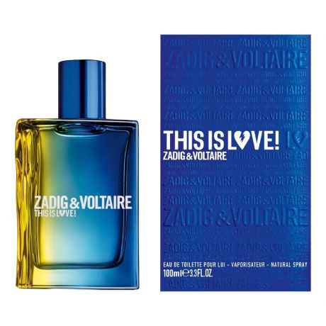 Zadig & Voltaire This Is Love! For Him