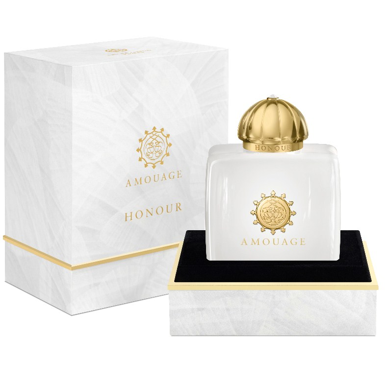 Amouage Honour Woman 50 мл пробник (со спреем)