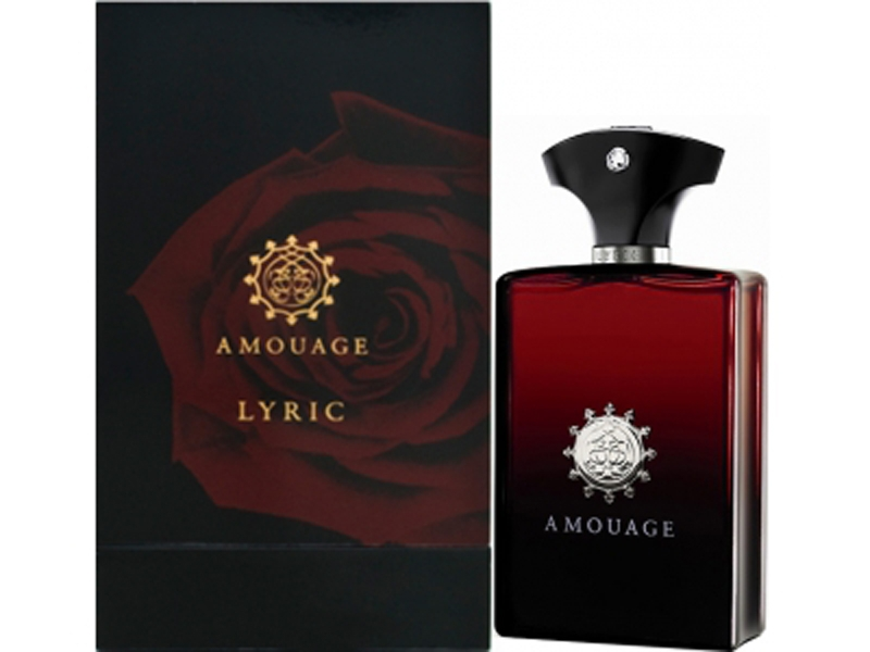 Amouage Lyric Man 2 мл пробник