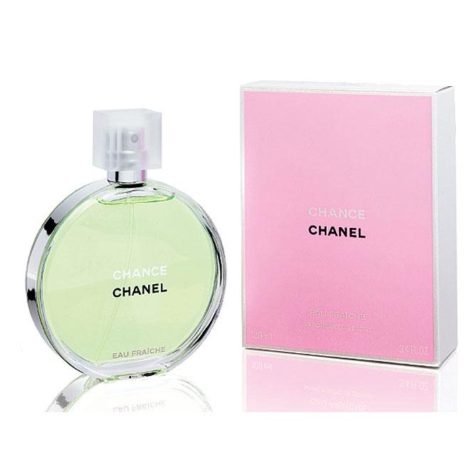 Chanel Chance eau Fraiche 2 мл пробник(спрей)