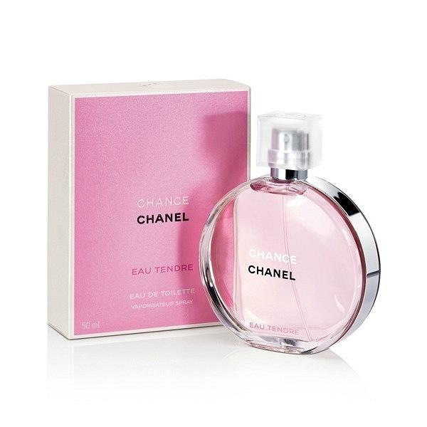 Chanel Chance eau Tendre 10 мл пробник (со спреем)