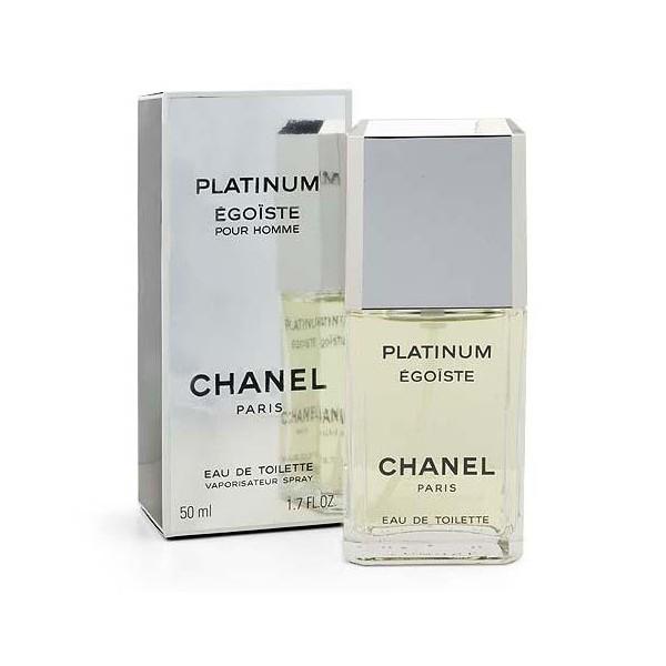 Chanel Egoist Platinum 50 мл
