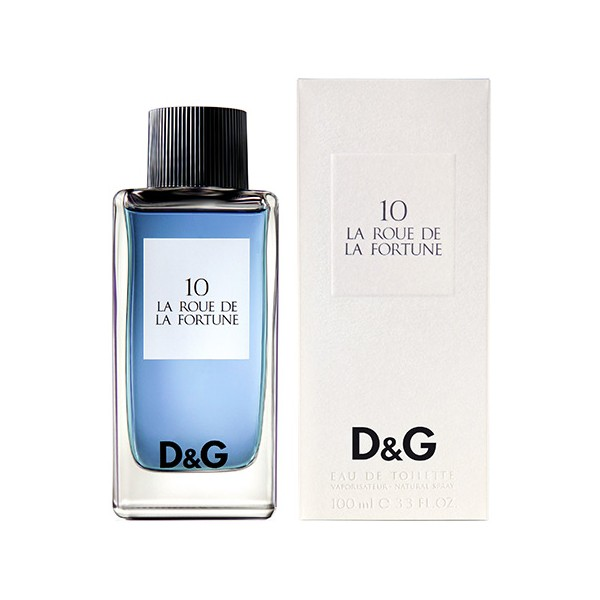 Dolce & Gabbana 10 La Roue De La Fortune тестер 100 мл