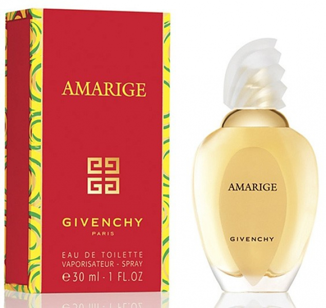 Givenchy Amarige 100 мл
