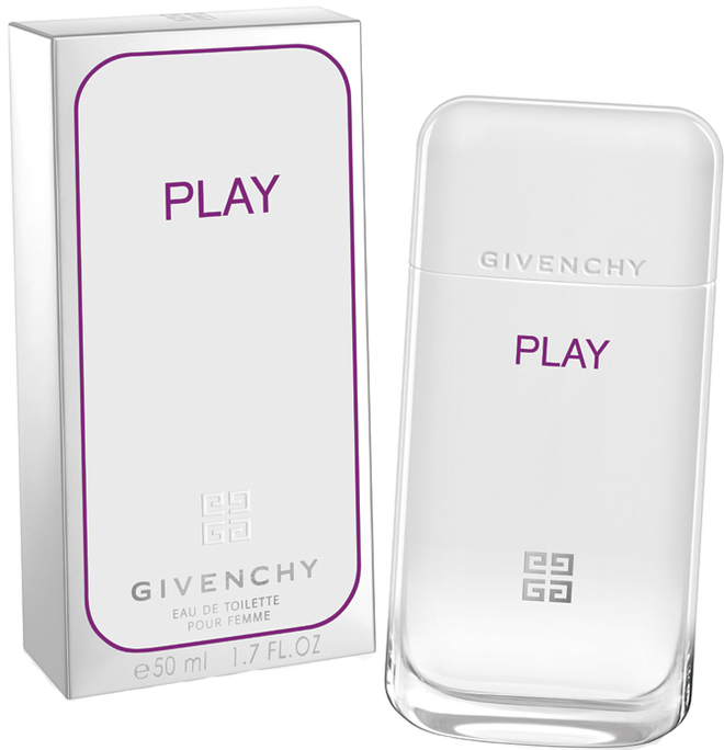 Givenchy Play For Her Eau de Toilette 50 мл