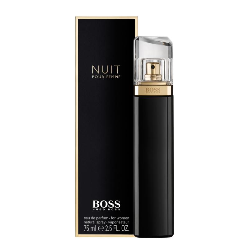 Hugo Boss Nuit Pour femme тестер 75 мл
