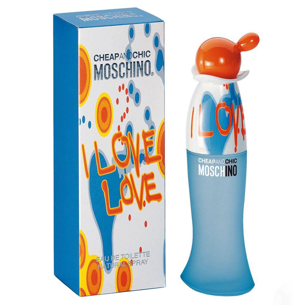Moschino Cheap & Chic I Love Love 30 мл